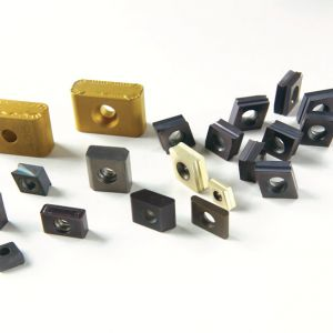INSERTS FOR METALWORKING INDUSTRY