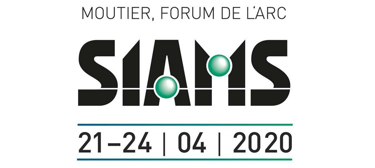 Join us at SIAMS